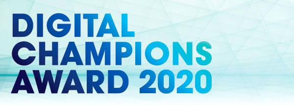 Digital Champions Award 2020